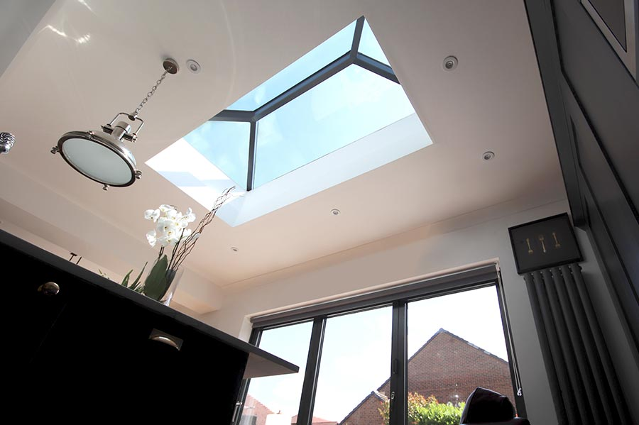 Under View of Roof Lantern