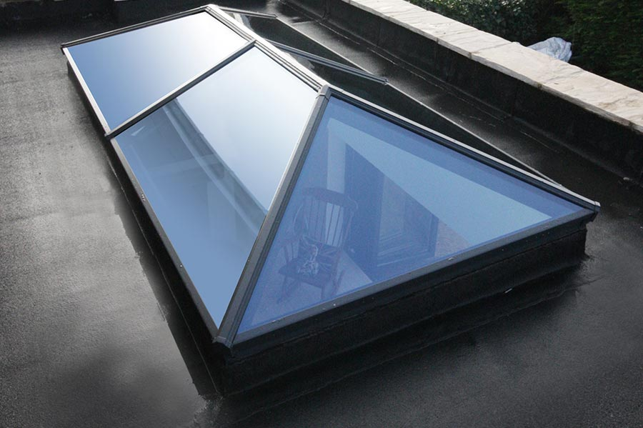 Close up of Roof Lantern