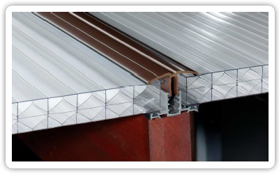 PVCU Capped Rafter Bar